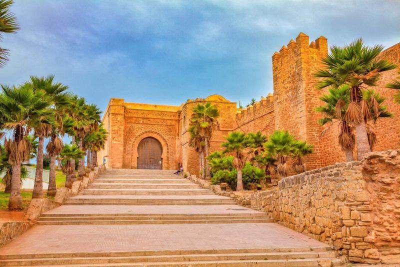 Kasbah des oudayas , Rabat