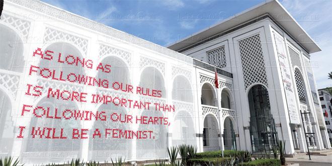 de la Biennale de Rabat